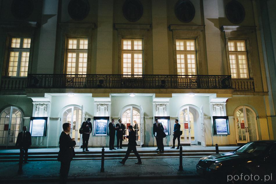 Teatr Polski w Warszawie Gala Języka Ojczystego