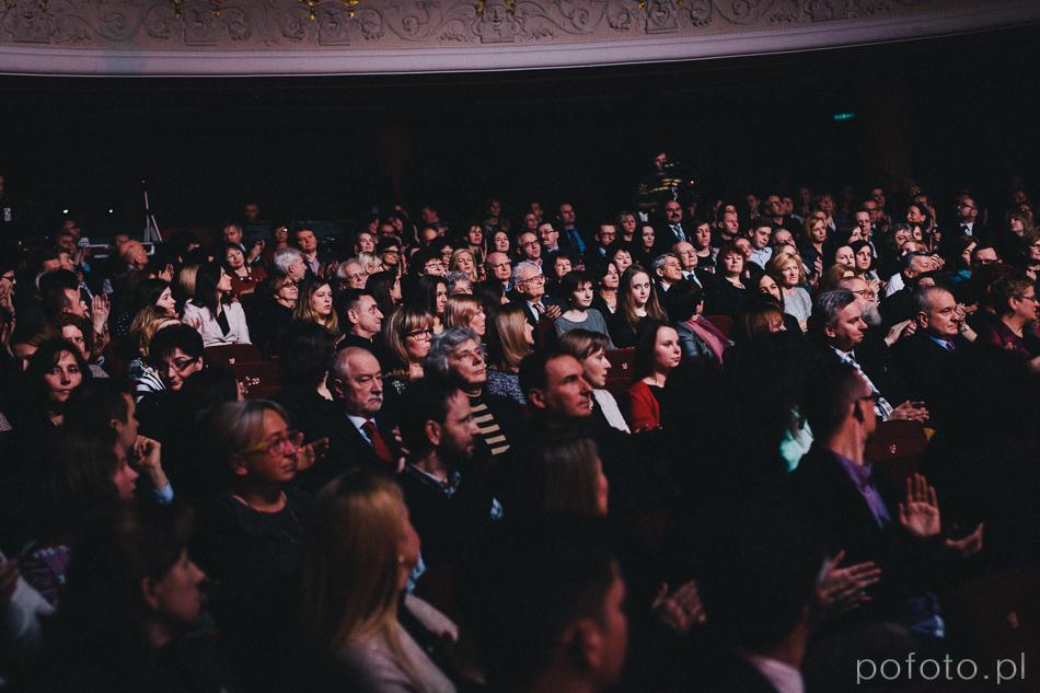 widownia teatru polskiego w warszawie w fotoreportażu pofoto