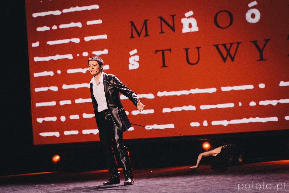 fotorelacja reportaż artystyczny Tomasz Ziętek podczas Gali Języka Ojczystego 2014