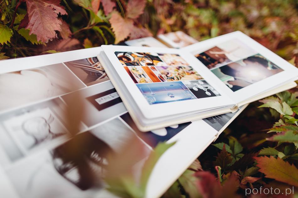 fotoalbum slubny w jesiennej odłsonie nie musi być nudny