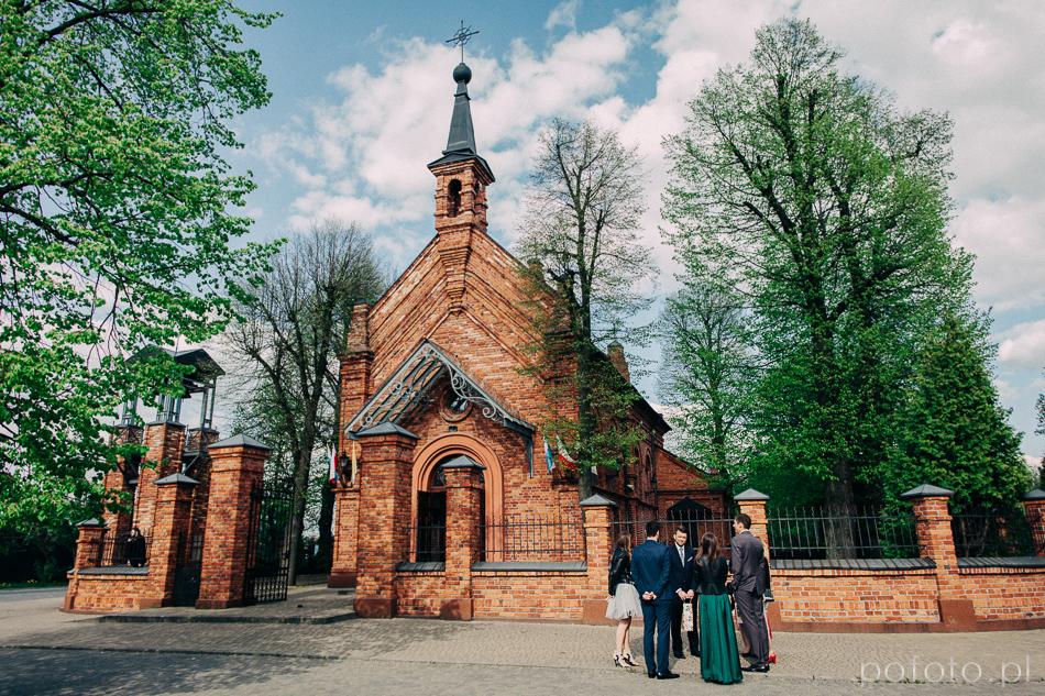 Kościół Nawiedzenia Najświętszej Maryi Panny Konstantynów Łódzki
