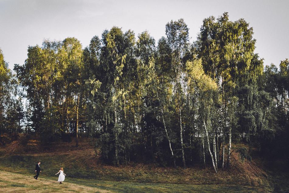 para młoda podczas sesji ślubnej