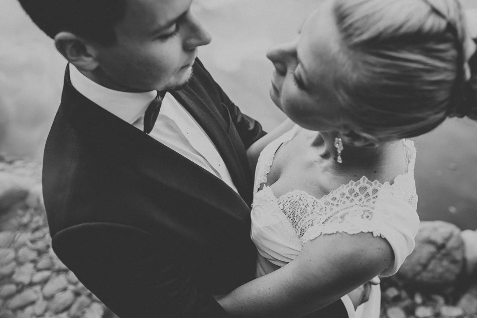 sesja ślubna młoda para