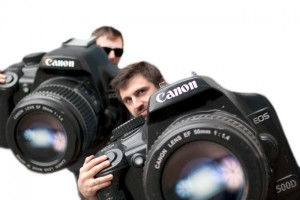 profesjonalny sprzęt marki Canon